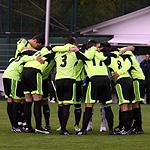 Den DFB-Pokal gewinnt man nur als Team, nicht als Ansammlung von Einzelkämpfern.