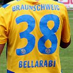 Erst der Löwe, dann der Adler - Karim Bellarabi spielt für Eintracht Braunschweig und die Deutsche U20-Nationalmannschaft