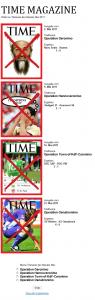 Time Magazine, Bin Laden, Hannover 96, VfL Wolfsburg, VfL Osnabrück