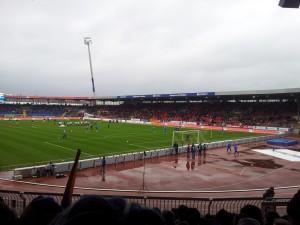 Eintracht-Stadion Braunschweig - hier geschehen Wunder!