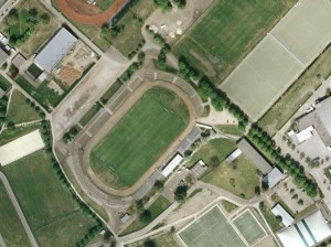 Stadionsuche - Teil 7! Quelle: Google Maps.