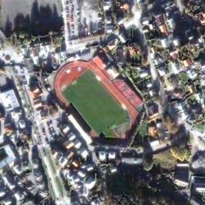 Teil 6: wo steht dieses Stadion? Quelle: Google Maps