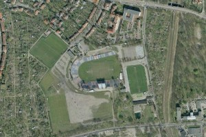Stadionsuche, Teil 10 - wo bin ich? Quelle: Google Maps