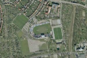 Stadionsuche, Teil 10 - wo bin ich? Quelle: Google Maps