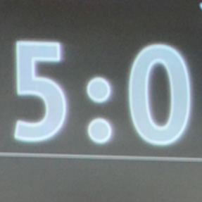 Wer nicht antritt, kassiert ein 0:5. Auswärts dann eben 5:0 ;)