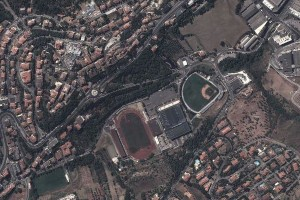 Stadionsuche - Teil 11: wo sind wir? Quelle: Google Maps