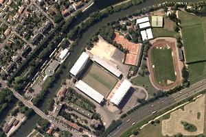 Meine Fresse, wo ist das denn? Stadionsuche, Teil 12, Quelle: Google Maps
