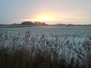 Ostfriesland - unendliche Weiten. Und nicht nur die Weite ist unendlich...