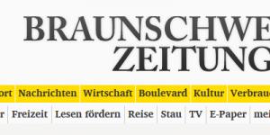 Die Braunschweiger Zeitung hat ihr Online-Angebot kostenpflichtig gestellt - und hat damt recht